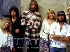 Fleetwood Mac. Such amazing chemistry live.