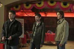 Dean, Garth, Sam