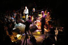 James, Carole & band rock the Troubadour in 2007. Photo by Elissa Kline