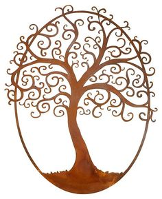 Tree of Life crochet Graph/Chart