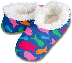 Snoozies Women's Fish Toss Footies Snoozies. $12.99