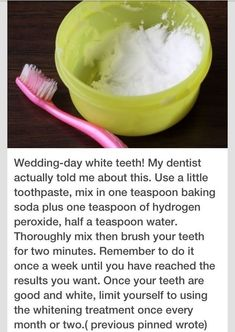 Dental hygiene is a vital reason for your present health care program. Find out more about how to take proper care of your teeth. Teeth Whitening Remedies, Natural Teeth Whitening, Whitening Kit, Fast Teeth Whitening, Homemade Teeth Whitening, Teeth Whitening Sensitive, Instant Teeth Whitening, Tooth Whitener Homemade, Sensitive Skin