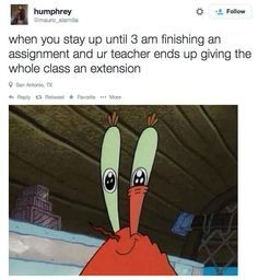 27 Things That Happen To Every Student In School