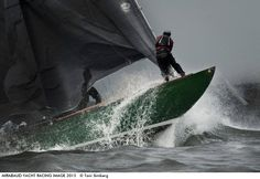 Bowman - In honor of those who work foredeck                      MIRABAUD YACHT RACING IMAGE 2013  Foto: Tani Simberg