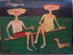 Balance by zaza khabuliani  36 x 48