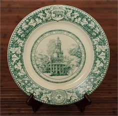#Baylor China! // How have I never seen this before?