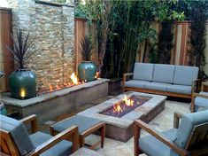 Outdoor Fire Pit Ideas for a Warm Winter | Columbine Design