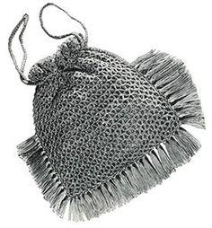 Evening Bag ~ Free Vintage Crochet