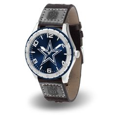 Dallas Cowboys 'Blue Star' Watch