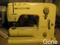 Vintage sewing machine site, photos, info, etc. Bernina, Brother, Bradford, Comestic, Eldredge, Emdeko, Kenmore, Montomery Ward, Morse, Necchi, New Home, Pfaff, Royal, Sew Mor, Singer, Standard, Universal, Viking, White, Wilcox & Gibbs.