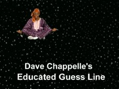 Dave's Educated Guess Line!