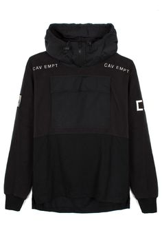 Cav Empt - Fleece Pullover