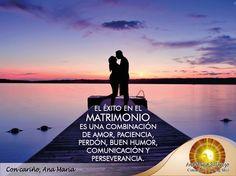 #FraseAnaMaría: El matrimonio es un sacramento y regalo maravilloso que hay que cuidar para siempre.