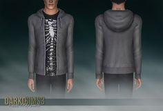 DarkoSIMS3: Donnie Darko Inspired Hoodie