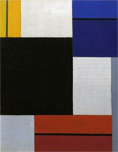 Composition XXI - Theo van Doesburg was a Dutch artist, who practised painting, writing, poetry and architecture. He is best known as the founder and leader of De Stijl. Piet Mondrian, Abstract Geometric Art, Contemporary Abstract Art, Modern Art, Jean Arp, Bauhaus Painting, Hans Richter, Theo Van Doesburg, Francis Picabia