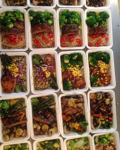 Always keeping it interesting. Don't eat the same meals over and over! #mealprep #eatwell #diabetes #fitover40 #yum #nutrition