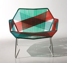 Patricia Urquiola chair- an inspiration of mine!