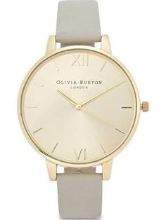 Olivia Burton Big Dial gold ...