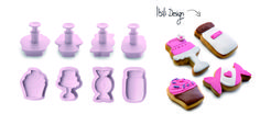 New: Cookie cutter with ejector sweet, it´s an IBILI design product.