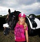 Good Girl - Bad Habits T-shirt Bad Habits, Equestrian, Riding Helmets, Cool Girl, Photoshoot, Pink, Night, Shirt, Ideas