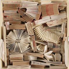 Beautiful Accordion Book-Bindings