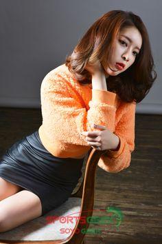 Dal Shabet Ah Young - Sports Geek