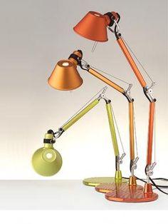 Tolomeo Micro desk light