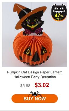 pumpkin cat design paper lantern halloween party decoration college halloween outfits group costumes halloween diy wreath