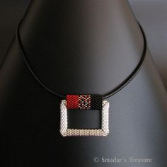 Three-dimensional Pendant by Smadar's Treasure, via Flickr