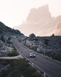 Looking forward to some roadtrips through the amazing dolomites...