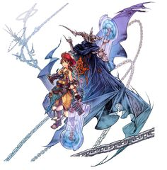 Luso - Final Fantasy Tactics A2: Grimoire of the Rift (DS)