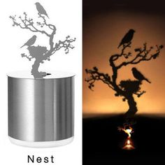 GET $50 NOW | Join RoseGal: Get YOUR $50 NOW!http://www.rosegal.com/home-decor/creative-nest-shadow-projection-led-lamp-romantic-atmosphere-candle-decor-light-546381.html?seid=2275071rg546381