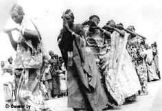 Instruments de musique et danses traditionnels du Sénégal