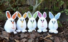 Are These The Worlds Cutest Crochet Bunnies? | Crochet | CraftGossip | Bloglovin'