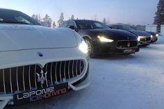 Maserati Winter Tour, une tournée de promotion hivernale http://journalduluxe.fr/maserati-winter-tour/