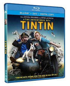 """The Adventures of Tintin"" Blu-ray Combo & Prize Pack"