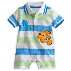 Finding Nemo Polo One Piece for Baby