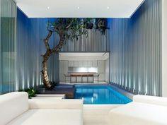 Modernes Minimalistisches Haus Von Ong U0026 Ong. Dieses Haus Von Ong U0026 Ong Ist  Ein Erstaunliches Beispiel Des Modernen Entwurfs, Aufgestellt In Singapur