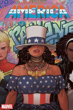 Marvel's 'America' Is A Queer 'Foxy, Badass, Hard Femme Latina'   The Huffington Post