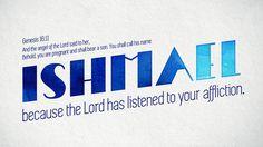 "Verse of the Day from Logos.com    창세기 16:11, 여호와의 사자가 또 그에게 이르되, ""네가 임신하였은즉, 아들을 낳으리니 그 이름을 이스마엘이라 하라. 이는, 여호와께서 네 고통을 들으셨음이니라."""