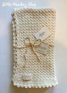 Baby Blanket PATTERN Pure and Simple Baby Blanket Blanket | Etsy