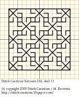 Vandaag patroon nummer 11. Veel plezier ermee. Today pattern number 11. Enjoy.