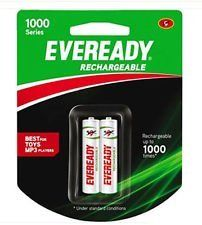 Eveready Rechargeable Battery Rechargeable Batteries Recharge Household Batteries