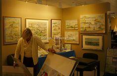 Galerie - Katharina Noack - See (h) Karten