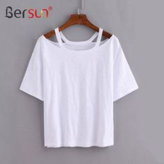 Shop Cutout Loose-Fit White T-shirt online. SheIn offers Cutout Loose-Fit White T-shirt & more to fit your fashionable needs.DIY cut out with large t-shirtProduct name: [good_name] at SHEIN, Category: T-Shirts, Price: [good_price] Shirt Makeover, T Shirt And Shorts, T Shirt Diy, Diy Tshirt Ideas, T Shirt Refashion, Diy Cutout Shirt, Shirt Shop, Diy Ideas, White Short Sleeve Shirt