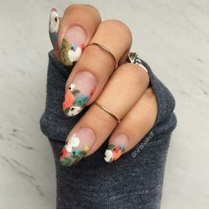 Stunning Designs for Almond Nails You Won't Resist; almond nails long or s… Stunning Designs for Almond Nails You Won't Resist; almond nails long or s… Almond Nails French, Almond Acrylic Nails, Oval Acrylic Nails, Short Almond Nails, Acrylic Nails For Fall, Summer Nails Almond, Cute Almond Nails, Almond Nail Art, Cute Nails