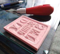 Tutorial. Carvado de sellos