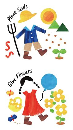 Plant Seeds, Give Flowers - Junny