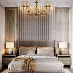 Up in Arms About Luxury Interior Ideas Bedroom Decor Inspirations? Get the Scoop on Luxury Interior Ideas Bedroom Decor Inspirations Before You're Too Late - homeuntold Rustic Master Bedroom Design, Grey Bedroom Decor, Modern Luxury Bedroom, Luxury Bedroom Design, Modern Master Bedroom, Bedroom Bed Design, Stylish Bedroom, Luxury Decor, Luxurious Bedrooms