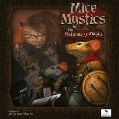 Mice & Mystics https://boardgamegeek.com/boardgame/124708/mice-and-mystics
